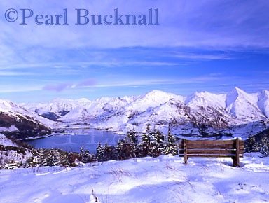 BEALACH RATAGAIN VIEWPOINT and the FIVE SISTERS 